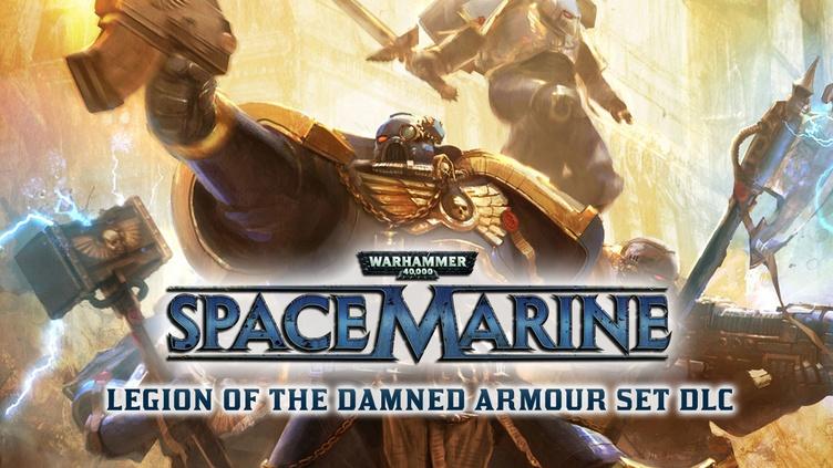 Warhammer 40,000: Space Marine - Legion of the Damned Armour Set DLC фото