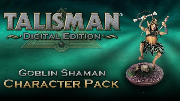 Talisman - Character Pack #13 - Goblin Shaman