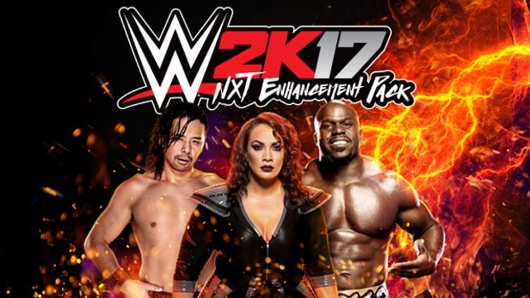 WWE 2K17 - NXT Enhancement Pack DLC