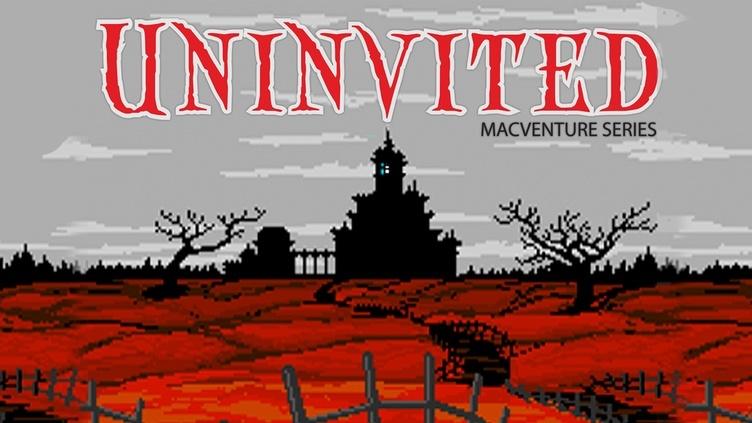 Uninvited: MacVenture Series фото