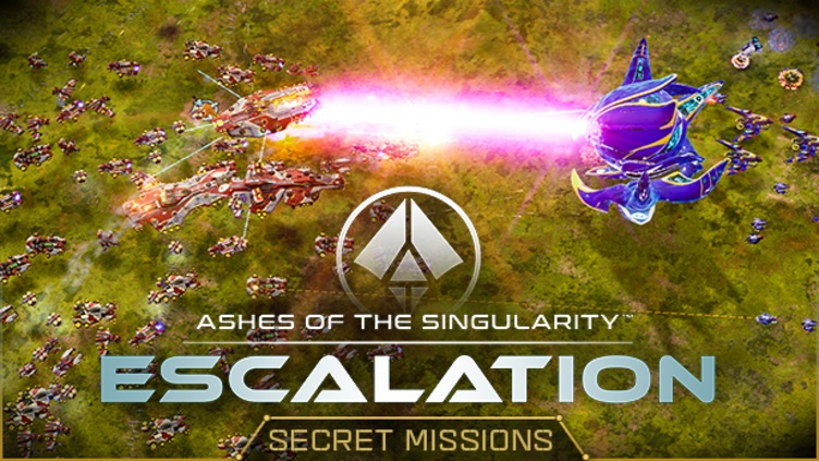ashes of the singularity escalation - inception dlc