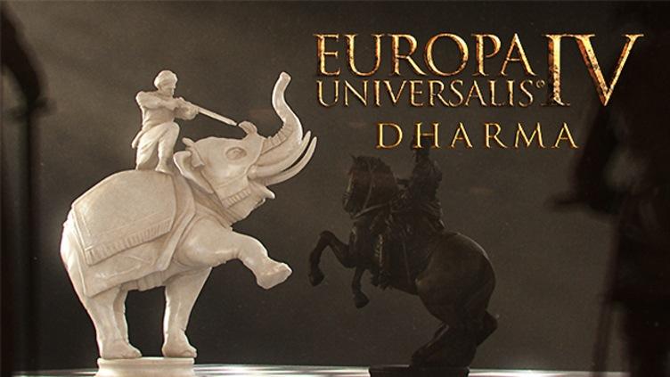 Expansion - Europa Universalis IV: Dharma фото