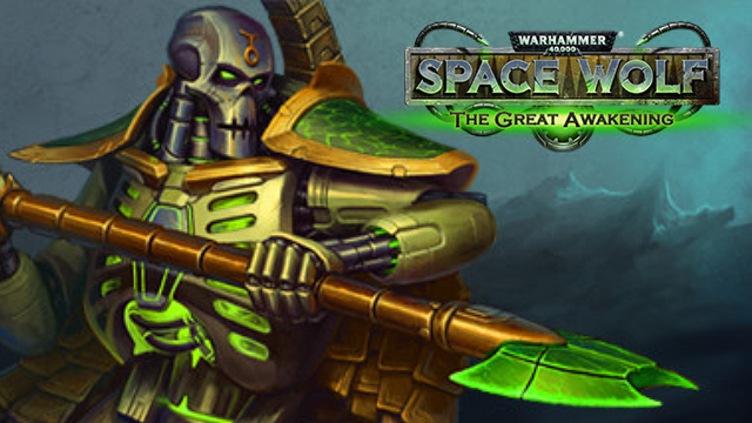 Warhammer 40,000: Space Wolf - Saga of the Great Awakening DLC фото