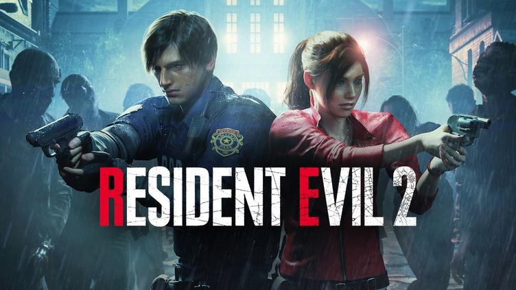 Capcom / RESIDENT EVIL 2 / BIOHAZARD RE:2