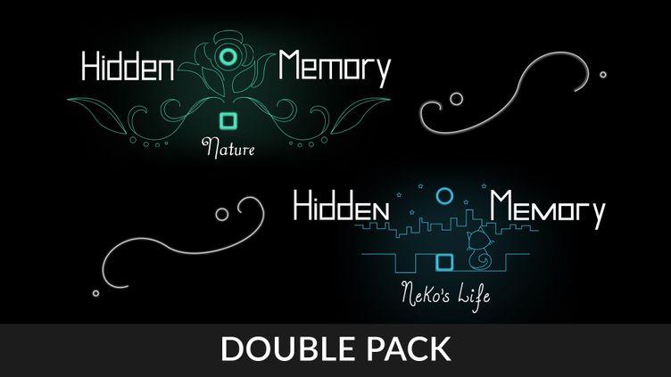 Hidden Memory - Neko's Life & Hidden Memory - Nature Double Pack