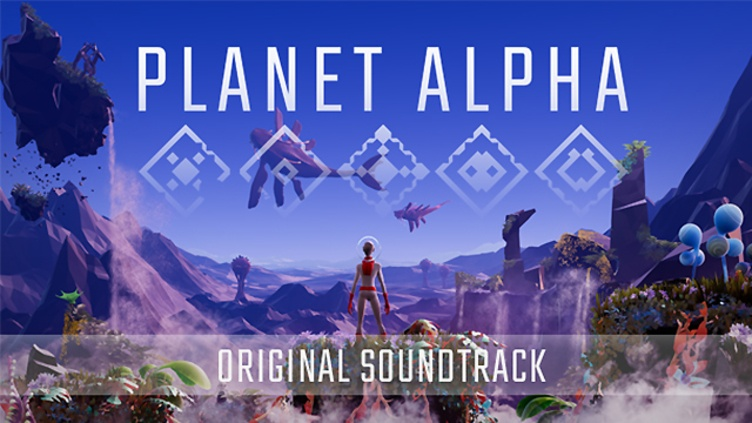 PLANET ALPHA - Original Soundtrack фото