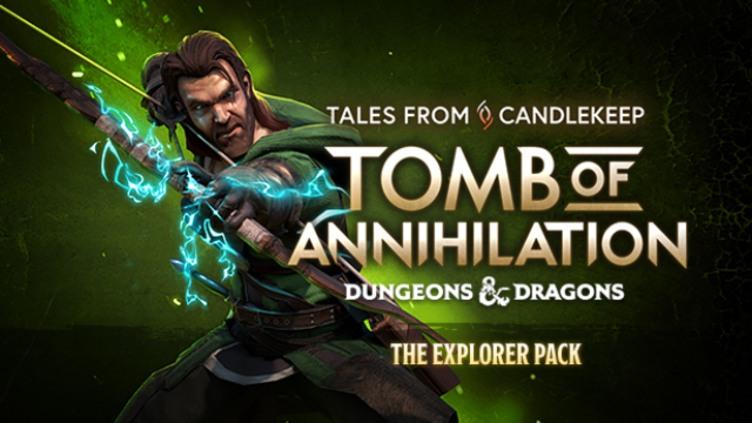 Tales from Candlekeep - Artus Cimber's Explorer Pack DLC BKOM Studios