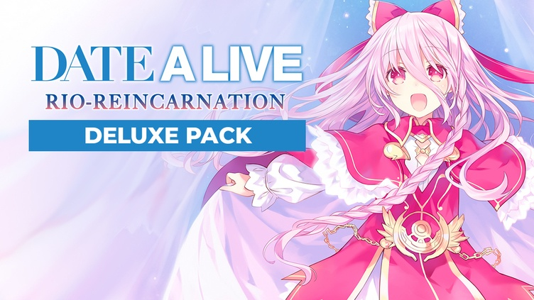 DATE A LIVE: Rio Reincarnation HD - Deluxe Pack фото