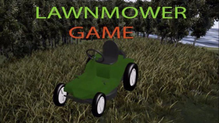 Lawnmower Game фото