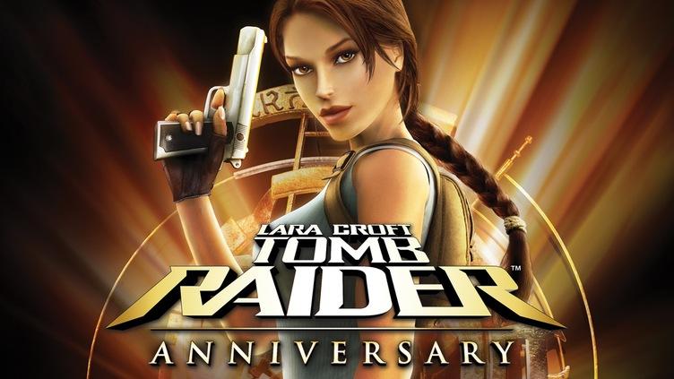Tomb Raider: Anniversary фото