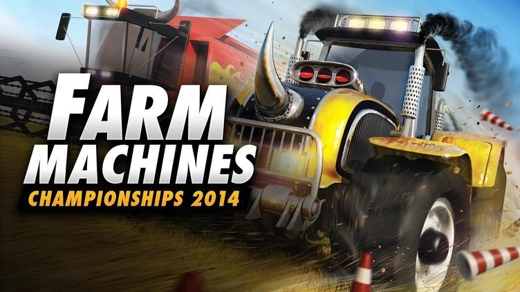 Farm Machines Championships 2014 фото