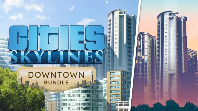 Cities Skylines - Downtown Bundle