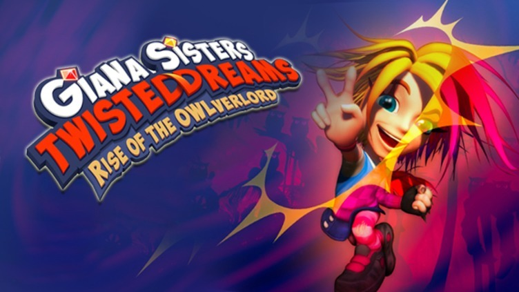 Giana Sisters: Twisted Dreams - Rise of the Owlverlord фото