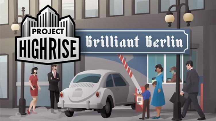 Project Highrise: Brilliant Berlin DLC Kasedo Games