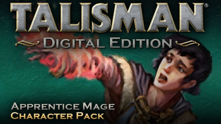 Talisman - Character Pack #8 - Apprentice Mage фото