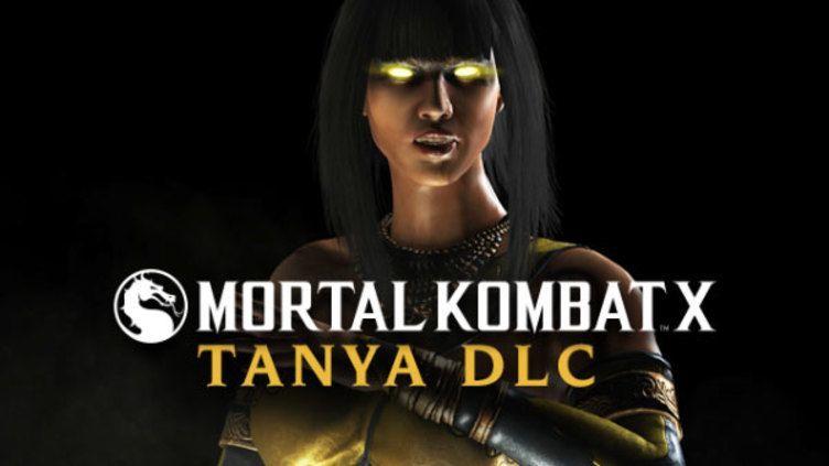 Mortal Kombat X: Tanya DLC