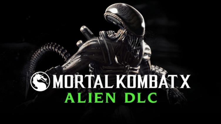 Mortal Kombat X: Alien DLC