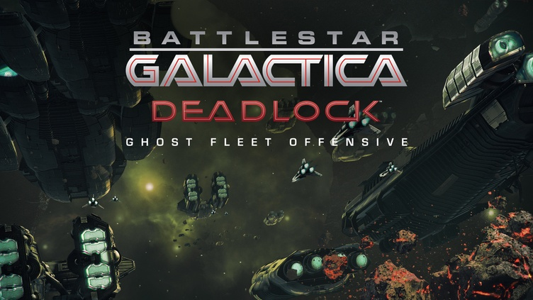 Battlestar Galactica Deadlock: Ghost Fleet Offensive фото