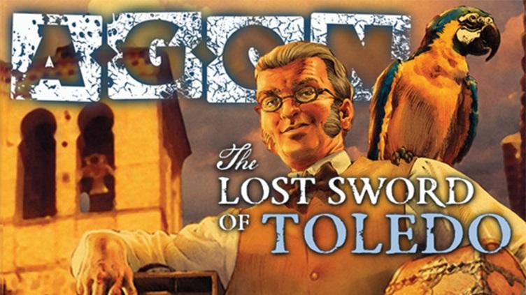 AGON - The Lost Sword of Toledo фото