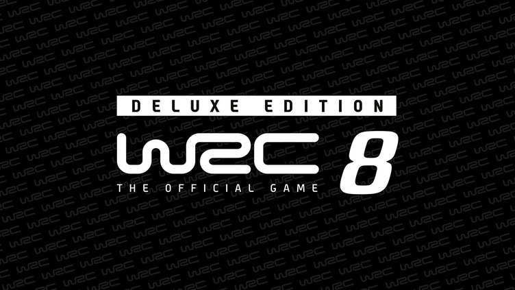 WRC 8 Deluxe Edition FIA World Rally Championship
