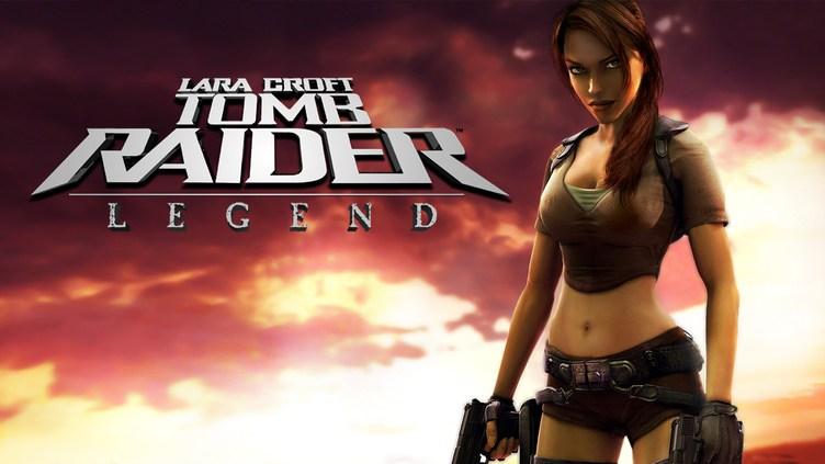 Tomb Raider: Legend фото