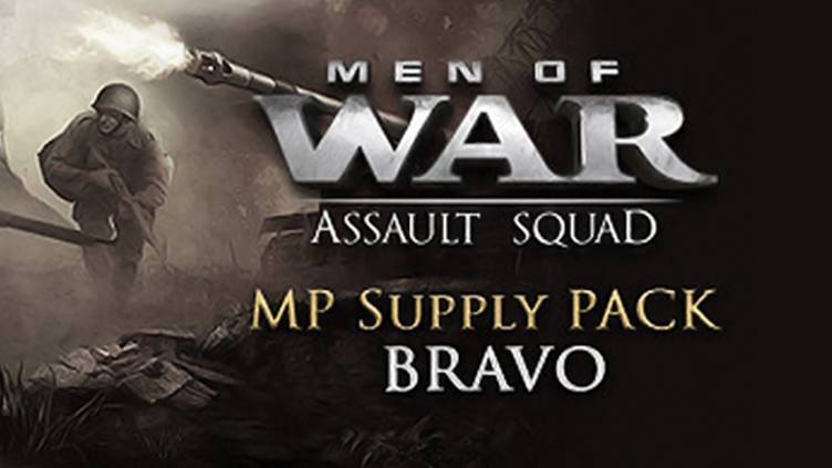 Men of War: Assault Squad - MP Supply Pack Bravo DLC 1C Company, 1CSoftClub фото