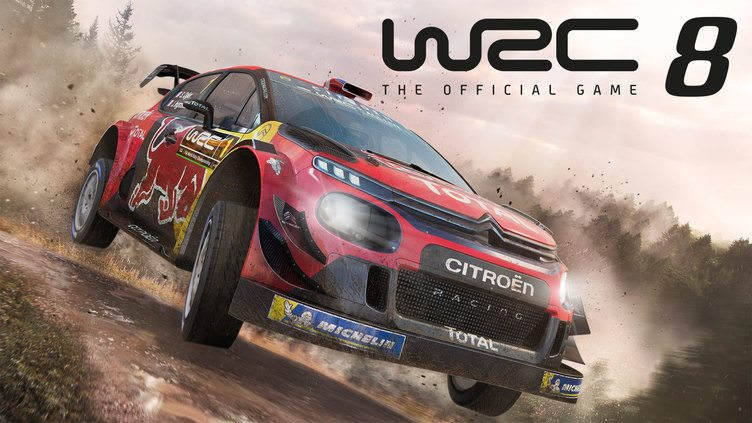WRC 8 FIA World Rally Championship фото