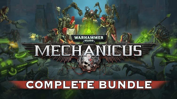 Warhammer 40,000: Mechanicus Complete Bundle