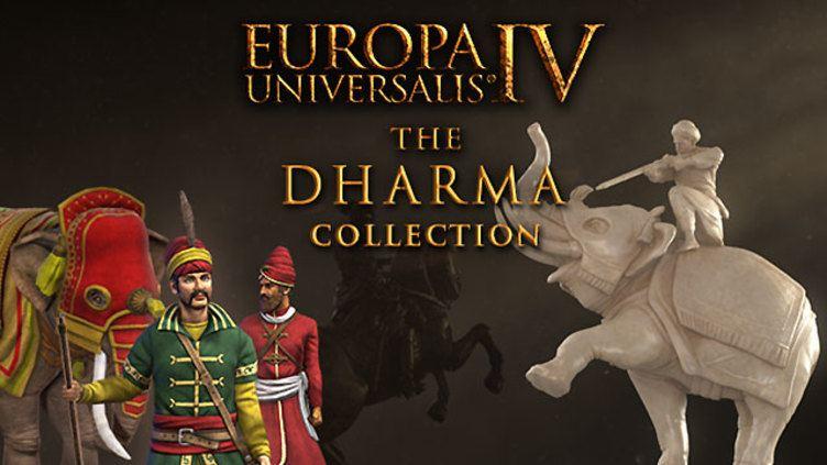 Europa Universalis IV The Dharma Collection