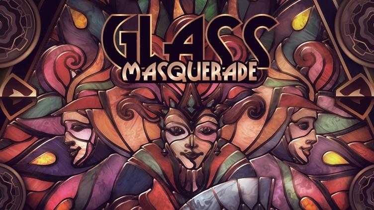 Glass Masquerade For Mac