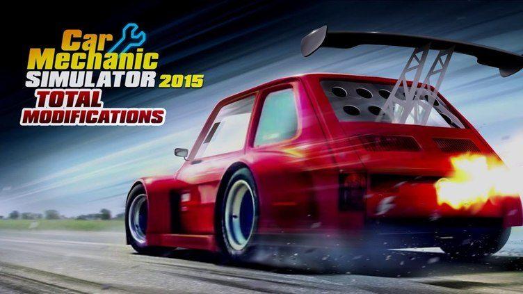 Car Mechanic Simulator 2015 - Total Modifications DLC фото