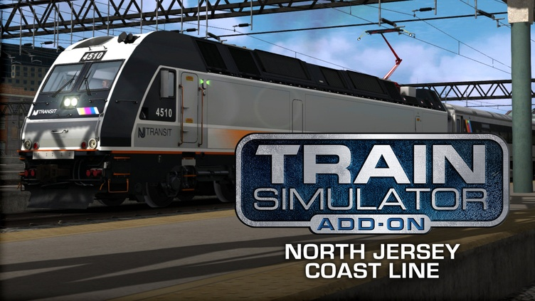 Train Simulator: North Jersey Coast Line Route Add-On фото