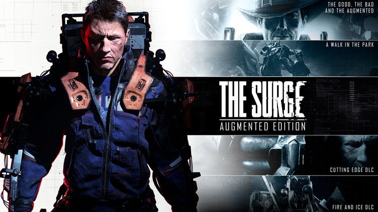 The Surge - Augmented Edition фото