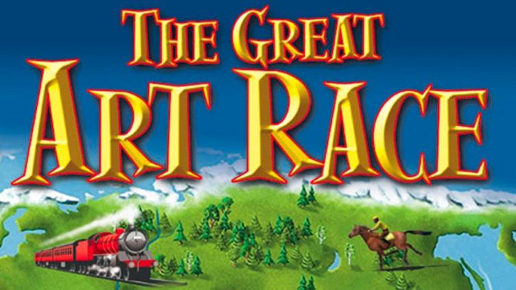 The Great Art Race