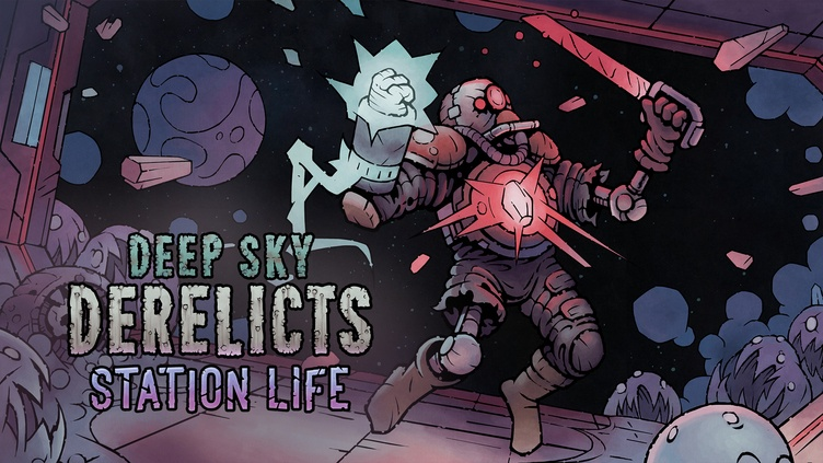 Deep Sky Derelicts - Station Life фото