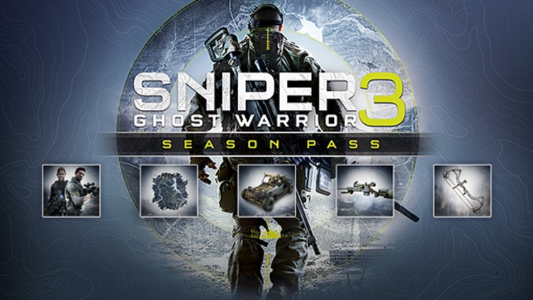 Sniper Ghost Warrior 3 - Season Pass DLC фото