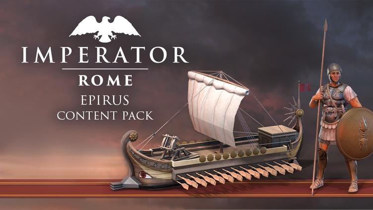 Imperator Rome - Epirus Content Pack