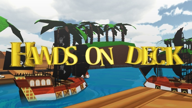 Hands on Deck фото