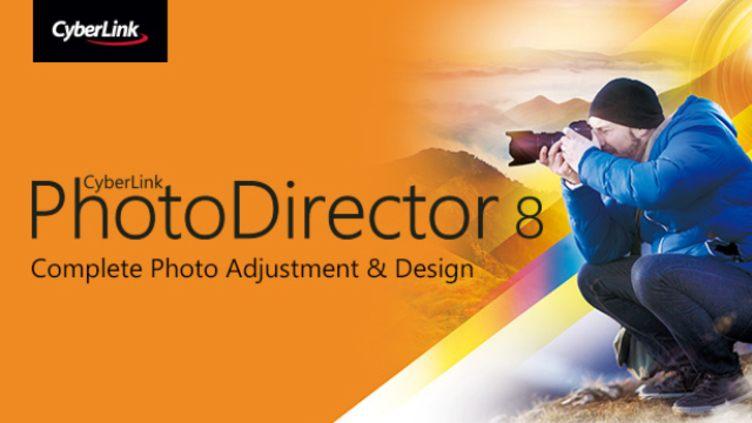 CyberLink PhotoDirector 8 Deluxe фото