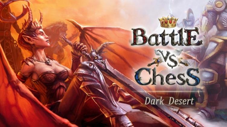 Battle vs. Chess - Dark Desert DLC фото