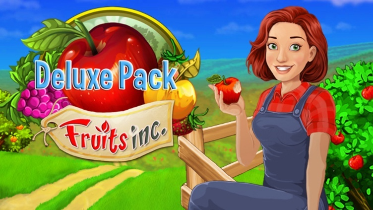 Fruits Inc. Deluxe Pack фото