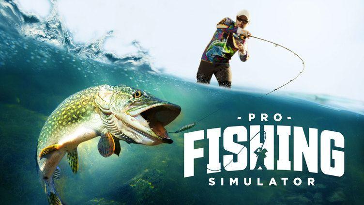 PRO FISHING SIMULATOR фото