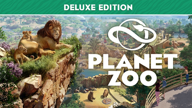 Planet Zoo - Deluxe Edition фото
