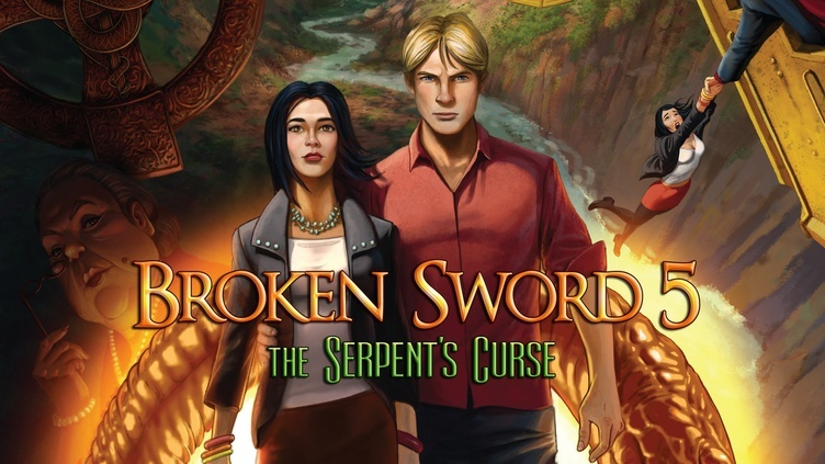 Broken Sword 5 - the Serpent's Curse фото