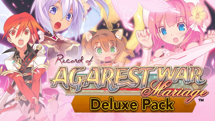 Record of Agarest War Mariage - Deluxe Pack фото