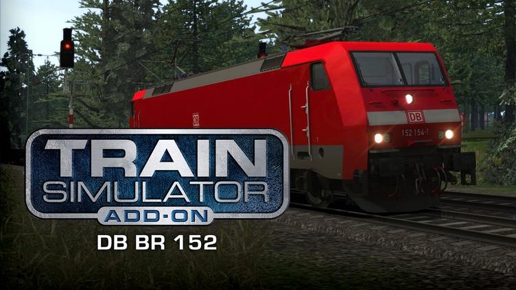 Train Simulator: DB BR 152 Loco Add-On фото