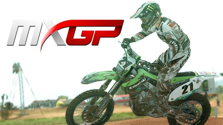 MXGP - The Official Motocross Videogame фото