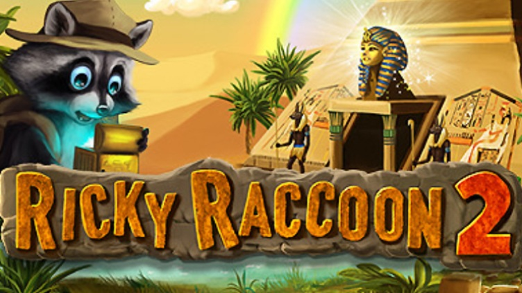 Ricky Raccoon 2 - Adventures in Egypt фото