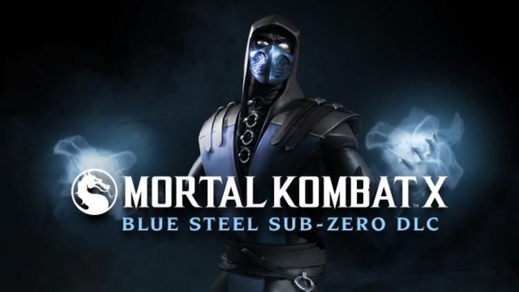 Mortal Kombat X: Blue Steel Sub-Zero DLC