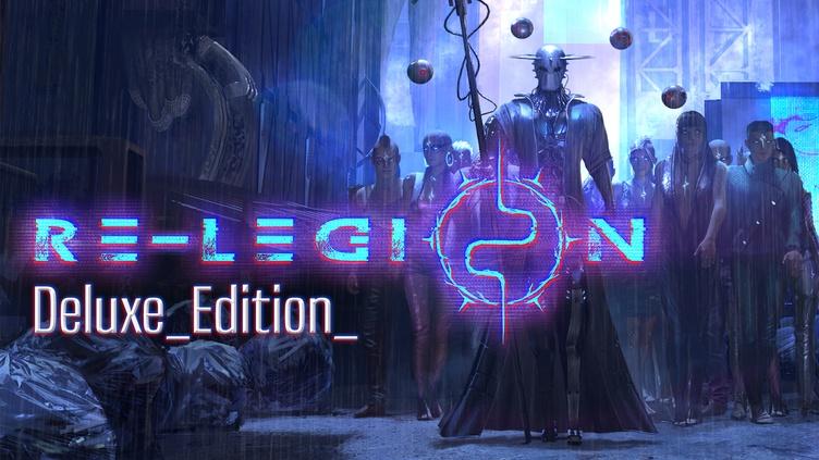 Re-Legion - Deluxe Edition фото